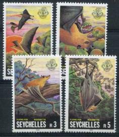 Seychelles, michel 494/97, xx