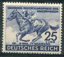 Duitse Rijk, michel 814, xx