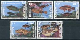 Ethiopie, michel 955/59, xx