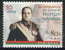 Portugal, michel 2332, xx