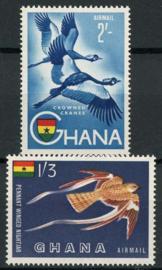Ghana, michel 61/62, xx