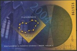 Hongarije, michel blok 290, xx