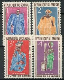 Senegal., michel 319/22, xx