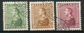 IJsland, michel 187/89, o