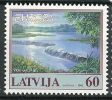 Letland, michel 544, xx