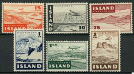 IJsland, michel 241/46, xx