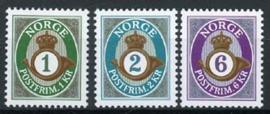 Noorwegen, michel 1380/82, xx