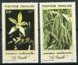 Polynesie, michel 549/50,xx
