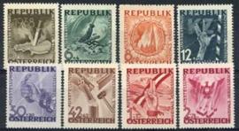 Oostenrijk, michel 776/83, xx