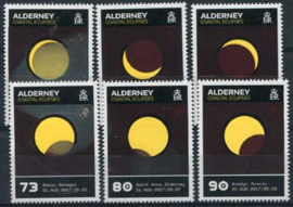 Alderney, verduistering, xx