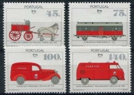 Portugal, michel 2041/44, xx