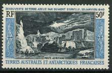 Antarctica Fr., michel 31, xx