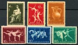 Bulgarije, michel 1123/28, xx