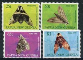 Papua N.Guinea, michel 824/27, xx