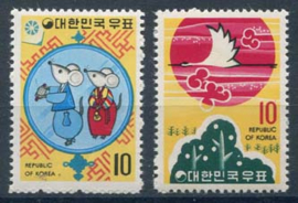 Korea Z., michel 816/17, xx