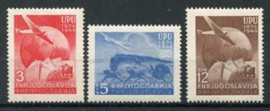 Joegoslavie, michel 578/80, xx