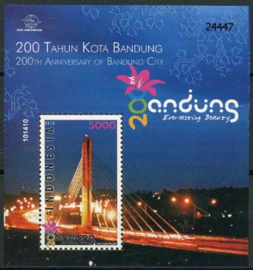 Indonesie, zbl. blok 284, xx