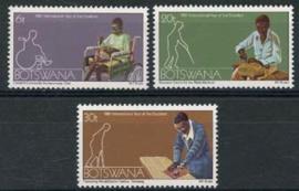 Botswana, michel 270/72, xx