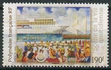 Polynesie, michel 1015, xx