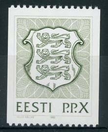 Estland, michel 187 , xx