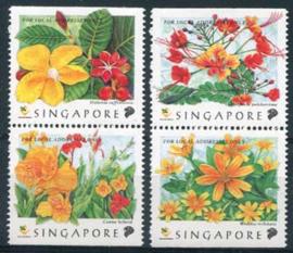 Singapore, michel 907/10 D , xx