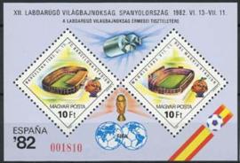 Hongarije, michel blok 155 A I , xx