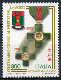 Italie, michel 2763, xx