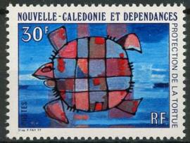 N.Caledonie, michel 611, xx