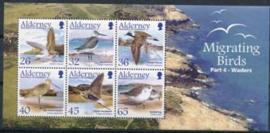 Alderney, michel blok 16, xx