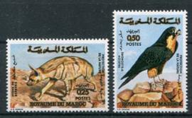 Marokko, michel 756/57, xx