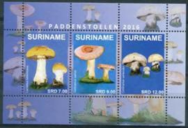 Suriname Rep., paddestoelen 2016, xx