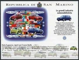 San Marino , michel blok 23 , xx