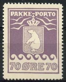 Groenland , michel 10 B , xx