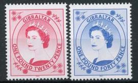 Gibraltar, michel 976/77, xx