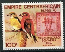 Centrafricain, michel 576, xx