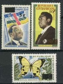 Centrafricain, michel 98/100, xx