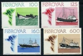 Faroer, michel 24/27, xx