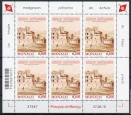 Monaco, michel kb 3318, xx