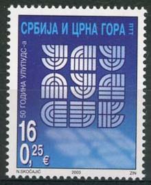 Joegoslavie, michel 3153, xx