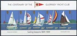 Guernsey, michel blok 7, xx