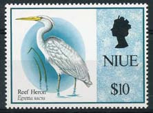 Niue , michel 833 , xx