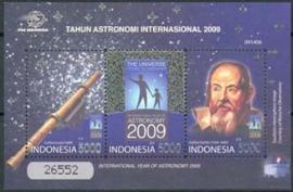 Indonesie, zbl. blok 272, xx