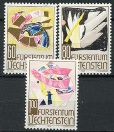 Liechtenstein, michel 1096/98, xx