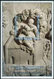 Vaticaan, michel blok 15, xx