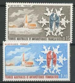 Antarctica Fr., michel 182/83, xx