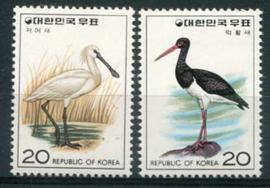 Korea Z., michel 1058/59, xx
