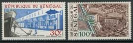 Senegal, michel 432/33, xx
