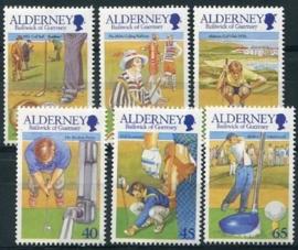 Alderney, michel 173/78, xx