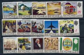 Seychelles, michel 259/73, xx