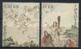 Faroer, michel 900/01, xx